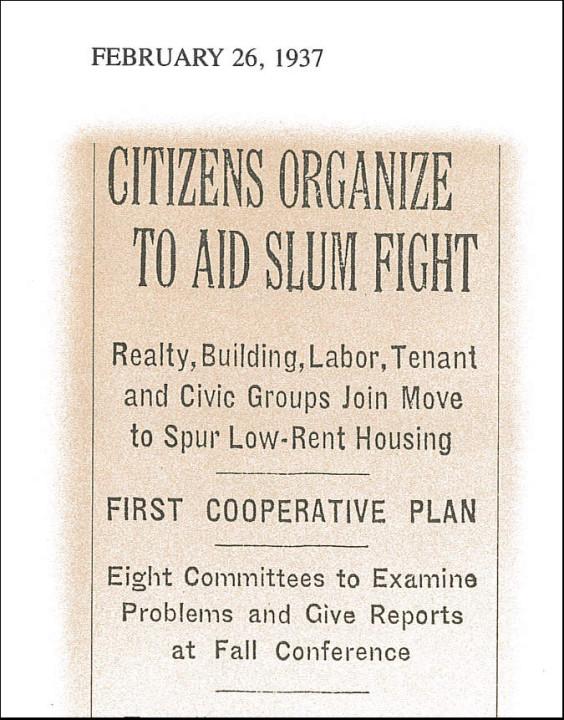 1937 headline