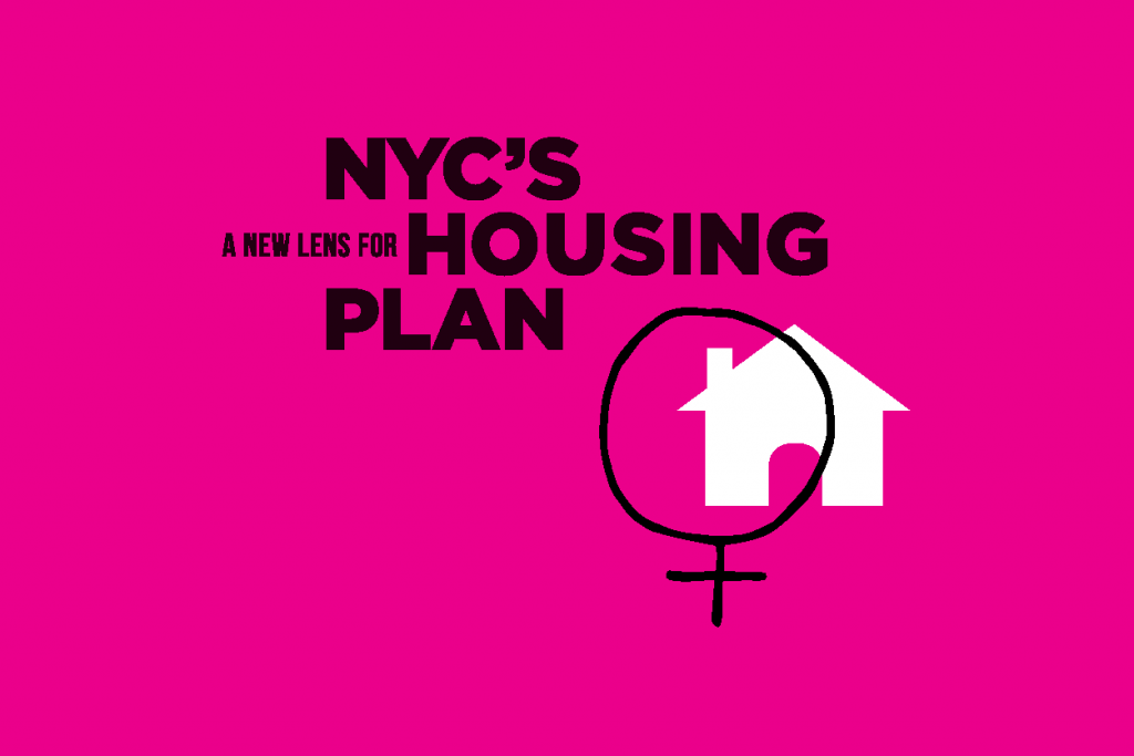This is a Feminist Housing Plan