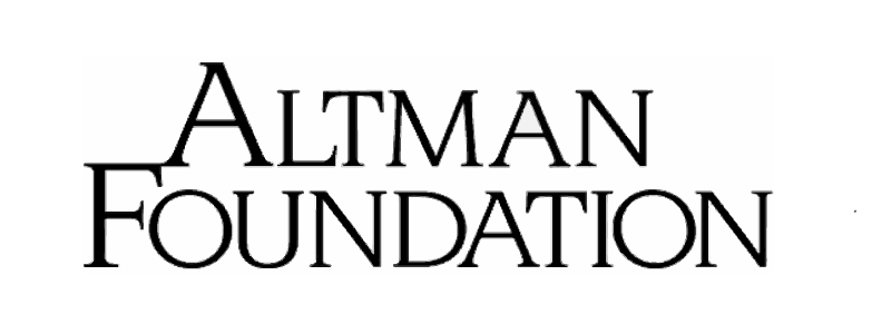 Sponsor Altman Foundation