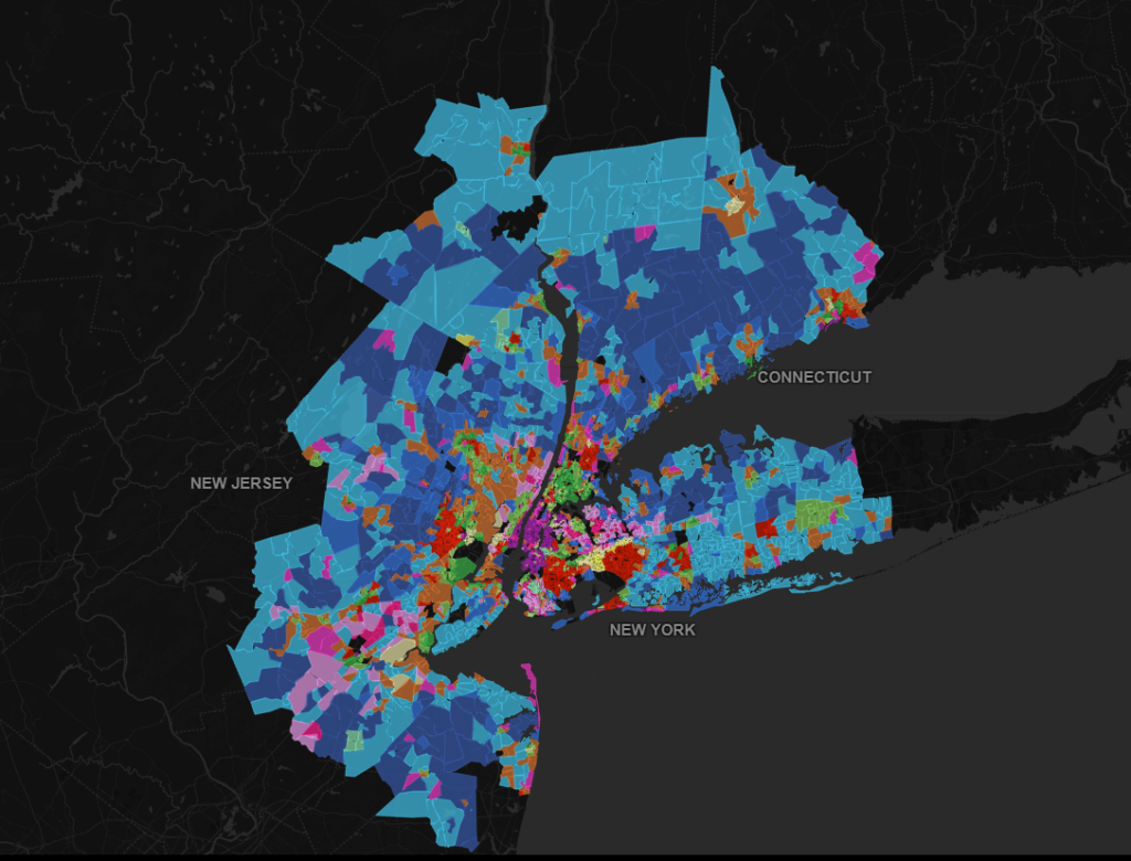 Making Neighborhoods - NYC Demographics | CHPC New York on